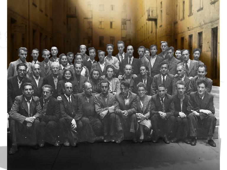 בונדאים בלודז' אחרי מלחמת העולם השנייה