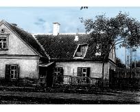 הבית בוילנה בו נוסד הבונד באוקטובר 1897