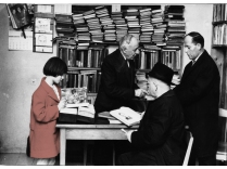 הספרייה בבית ברית העבודה